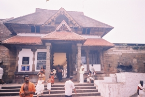 Padmanabhasamy temple