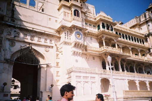 thoran pol at Udaipur Palace.JPG