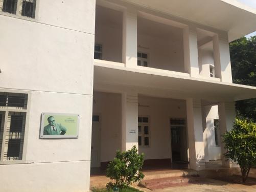 R.K. Narayan house